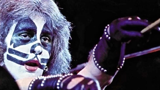 "KISS / PETER CRISS Cancer Benefit Tribute Album Due In April; ""Strange Ways"" Track Streaming"