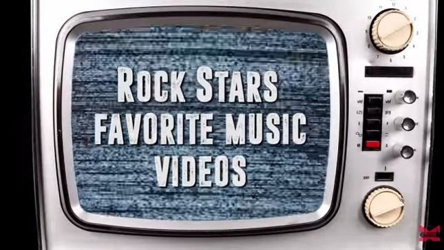 CHILDREN OF BODOM, TYPE O NEGATIVE, FIVE FINGER DEATH PUNCH, LIKE A STORM, Members Name Their Favorite Music Videos Of All Time; Video