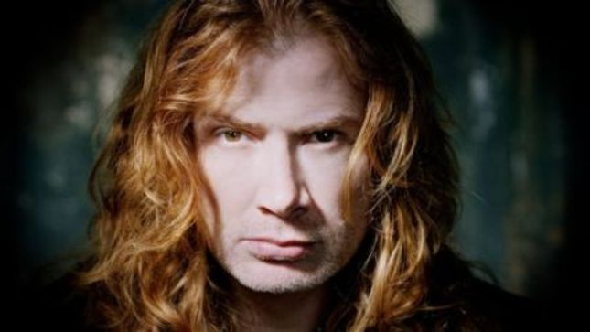 DAVE MUSTAINE -