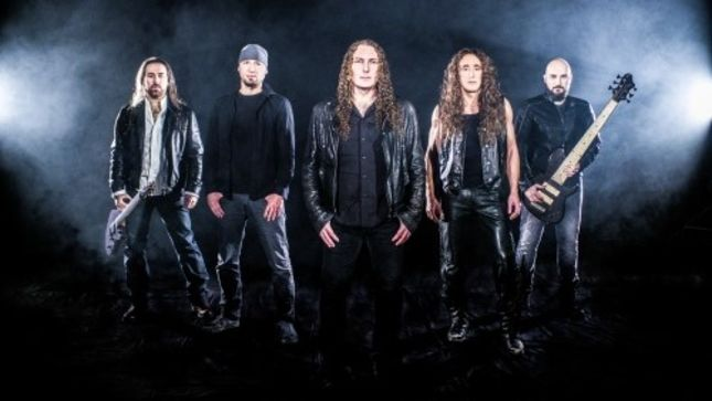 RHAPSODY OF FIRE - Into The Legend Album Audio Samples Streaming
