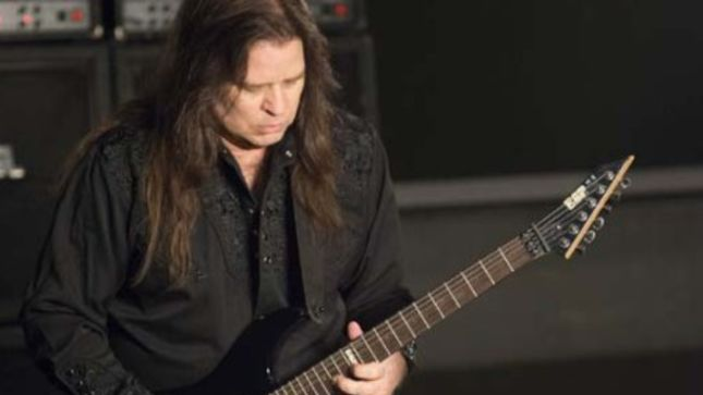 CRAIG GOLDY On Unreleased Song Written With RONNIE JAMES DIO -