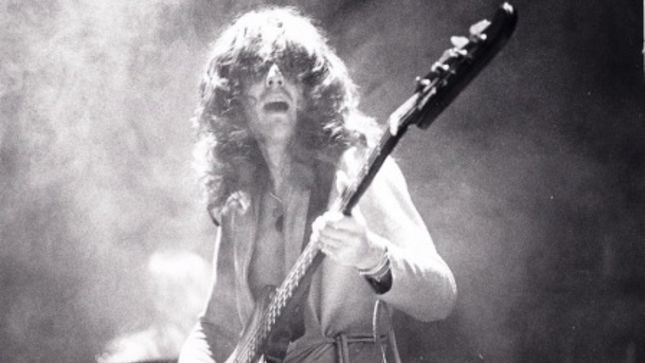 Former RAINBOW / DIO Bassist JIMMY BAIN Passes At Age 68