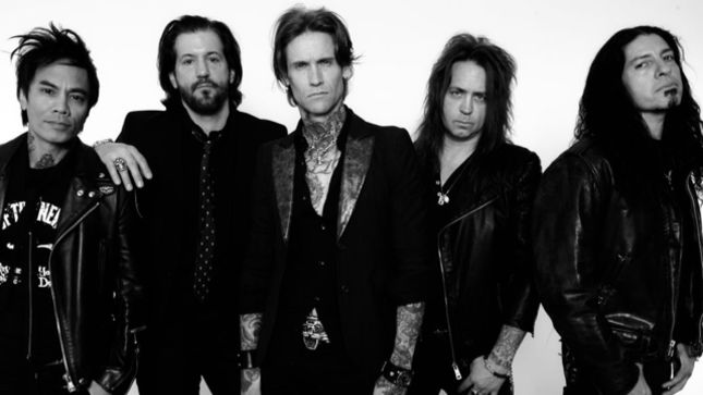 BUCKCHERRY Celebrate Tenth Anniversary Of 15 With Album Re-Issue, Fall Tour