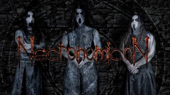 "Exclusive: NECRONOMICON Premier ""Unification Of The Four Pillars""; Audio Streaming"