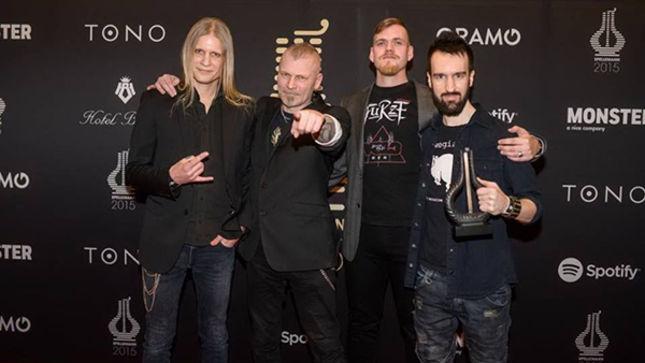 KAMPFAR Win Norwegian Grammy