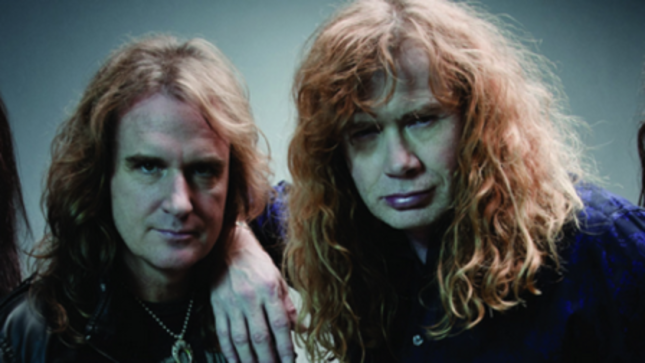 "MEGADETH Bassist DAVID ELLEFSON - ""Any Good Band That Has Any Backbone At All Is Gonna Have Members Who Are Opinionated And Strong-Willed; Those Things Are Gonna Clash At Times"""