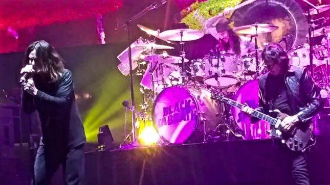 BLACK SABBATH\'s The End Tour Resumes In Washington Following OZZY ...