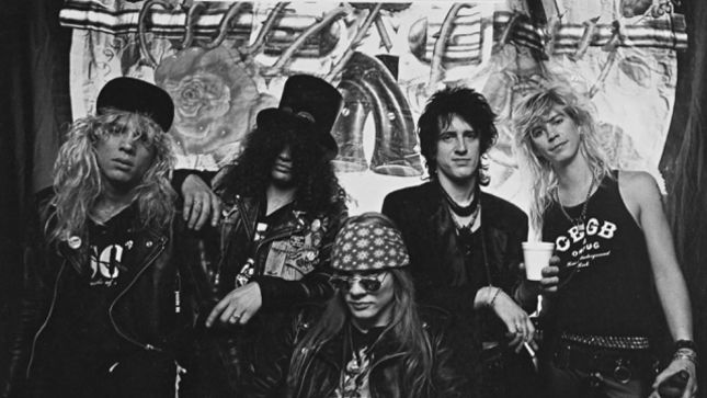 Rollingstone com is reporting that reclusive former guns n roses
