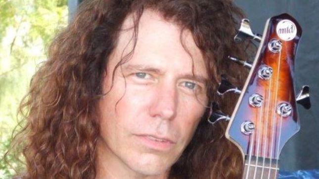 Ex-FIREHOUSE Bassist PERRY RICHARDSON Recalls Gunpoint