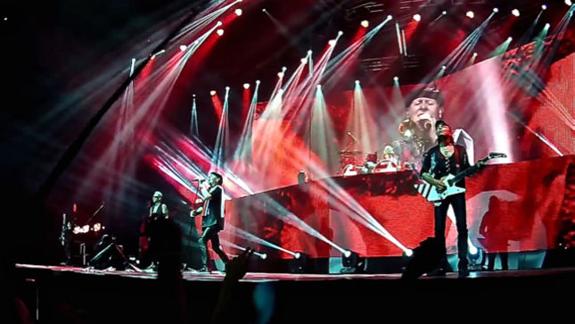 SCORPIONS Set North American Release Date For Return To Forever Re-Release