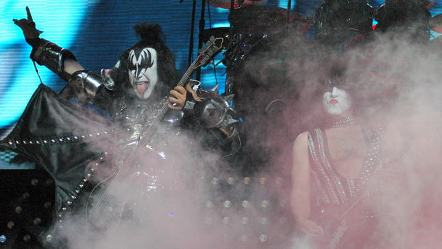 KISS - The Legacy Of KISS Gallery Opens At Morrison Hotel In Hollywood