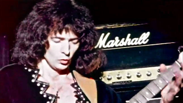 Ritchie Blackmore's RAINBOW At Castle Donington 1980; Rare Video Streaming