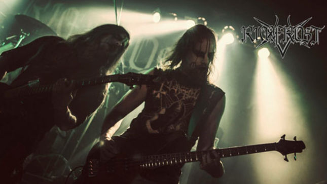 "Sweden's RIMFROST Unleash New Album Details; ""Witches Hammer"" Music Video Posted"