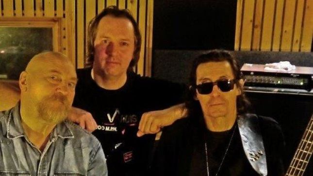 VARDIS Introduce New Bassist MARTIN CONNOLLY