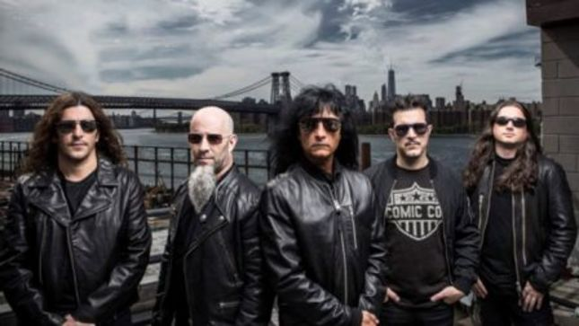 ANTHRAX Premiere  Official