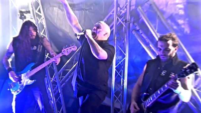 """BLAZE BAYLEY On His IRON MAIDEN Days - """"There Is Lots Of Great Music On Those Albums And I Still Enjoy Playing Those Songs Live"""""""