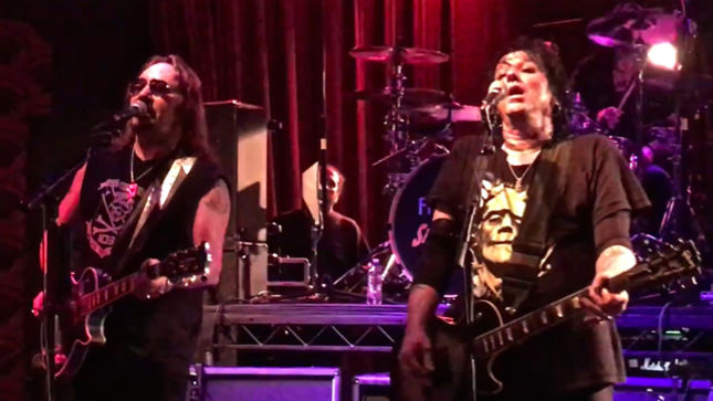 ACE FREHLEY Plays KISS Classics In Texas; Video