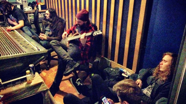 BETRAYING THE MARTYRS Recording New Album