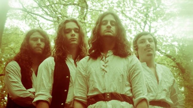 "WYTCH HAZEL To Release Prelude Album In April; ""We Will Be Strong"" Track Streaming"