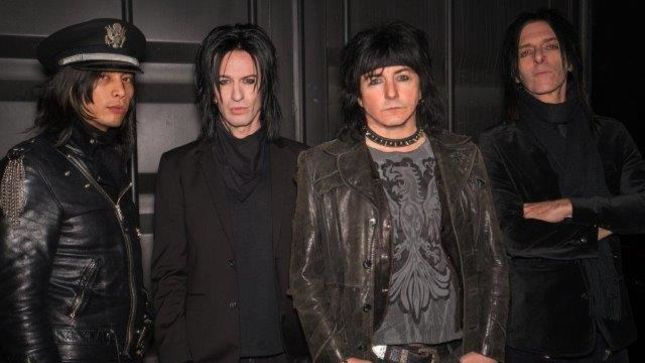 L.A. GUNS Rock The Rainbow, Ready To Rip Up The Road