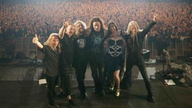 "NIGHTWISH Forced To Cancel Boise Show Due To ""Severe Illness"""