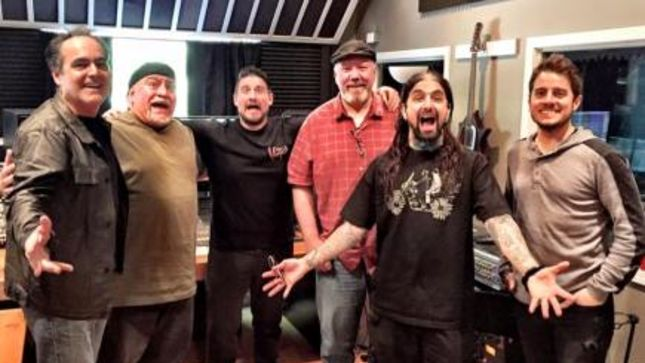 THE NEAL MORSE BAND Begin Work On New Album In Nashville -