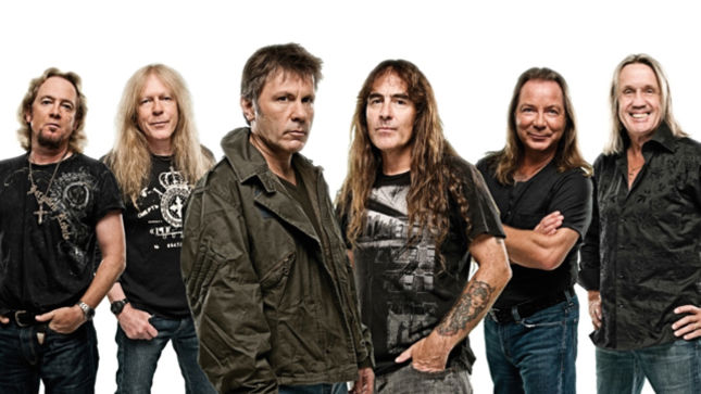 IRON MAIDEN Contribute Historic Package For 2016 Record Store Day