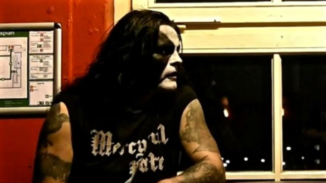"ABBATH - ""Without BUDDY HOLLY There Would Never Be A Fucking VENOM Or A MOTÖRHEAD"" (Audio)"