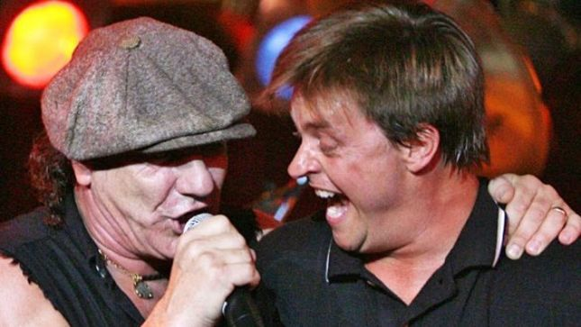 Comedian JIM BREUER Issues Video Message On AC/DC ...
