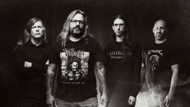"GORGUTS Streaming ""Besieged"" Excerpt From Upcoming Pleiades' Dust Release"