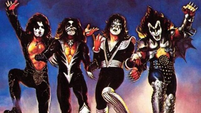 "Producer BOB EZRIN Talks 40th Anniversary Of KISS' Destroyer Album - ""Many People Have Asked Me Who The Studio Guys Were That I Used; They Were PETER CRISS, ACE FREHLEY, GENE SIMMONS And PAUL STANLEY"""
