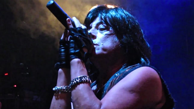 "JOE LYNN TURNER Working On ""Secret Project"" - ""It's Going To Be A Different Style For Me"""