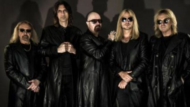 JUDAS PRIEST Talk Forthcoming Battle Cry DVD / Blu-Ray -