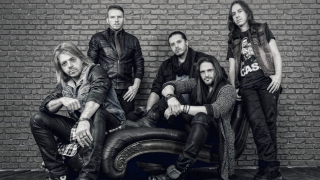 """Jeff Scott Soto's SOTO - Snippet Of New Track """"Misfired"""" Streaming"""