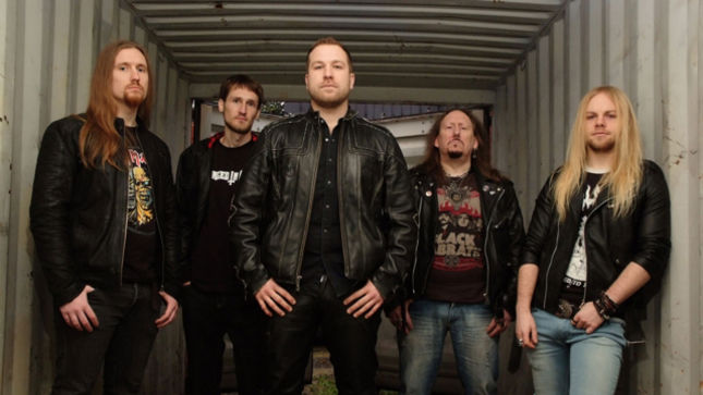 """FORGED IN BLACK Streaming """"Renegades Of The Last Rites"""" Track From Upcoming Fear Reflecting Fear EP"""
