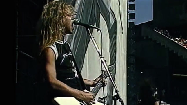 "METALLICA Perform ""Ride The Lightning"" Live At Day On The Green; Rare 1985 Video Streaming"