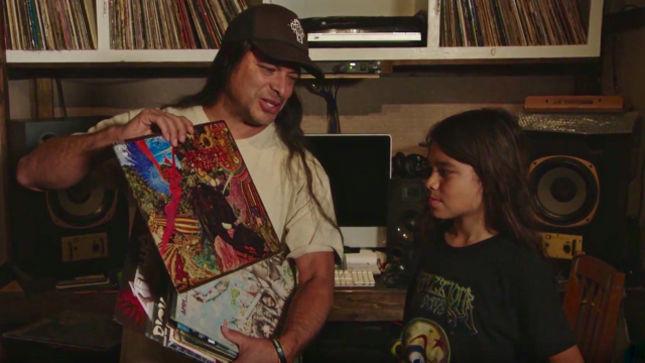 Metallica S Robert Trujillo And Son Tye Talk Vinyl