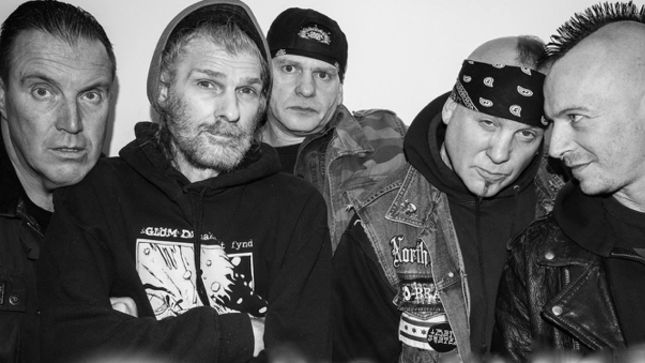 """DISCHARGE Streaming New Track """"Raped And Pillaged"""""""