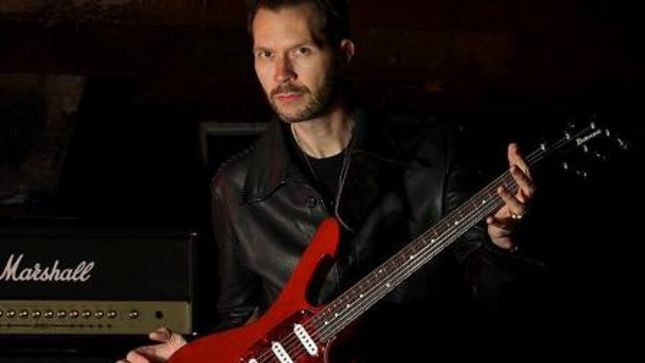 "PAUL GILBERT Guests On The Double Stop Podcast - ""I Wouldn't Underestimate The Power Of The Air Guitar"""