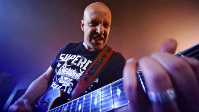 """IRON SAVIOR Launch Official Music Video For """"Way Of The Blade"""""""