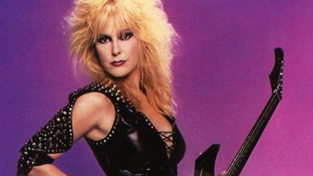 Brave History May 1st, 2019 - LITA FORD, ZEBRA, DANGER DANGER, TRIXTER, DOUBLE DEALER, HEATHEN, FLOTSAM AND JETSAM, RUSH, BUCKETHEAD, And DELAIN
