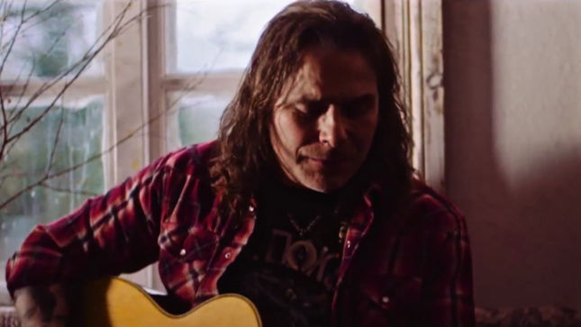 "MIKE TRAMP Isolates Himself In New ""Stay"" Music Video"
