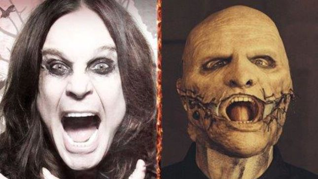 "OZZY OSBOURNE, COREY TAYLOR To Make ""Very Special Announcement"" On Thursday"