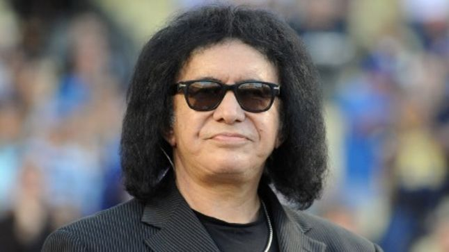 Are mistaken. gene simmons shaved head were not