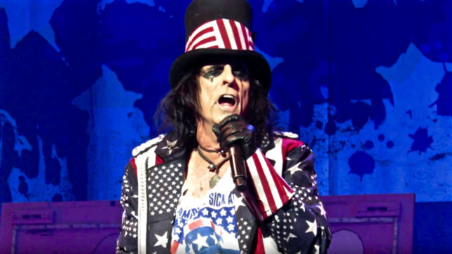 ALICE COOPER To Reunite Original ALICE COOPER BAND For New Album