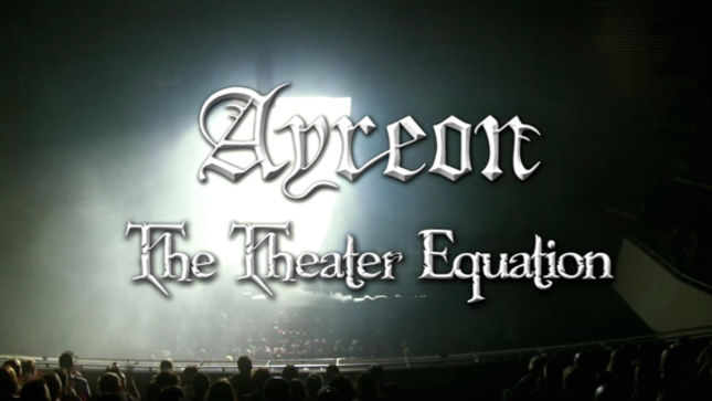 AYREON Launch Trailer Video For The Theater Equation Featuring DREAM THEATER's James Labrie