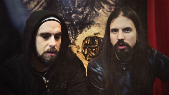 RAGE - New Band Members Featured In The Devil Strikes Again Album Trailer #2; Video Streaming