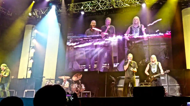 DEEP PURPLE Rock Tokyo At Sold Out Budokan Show; Setlist, Video Posted