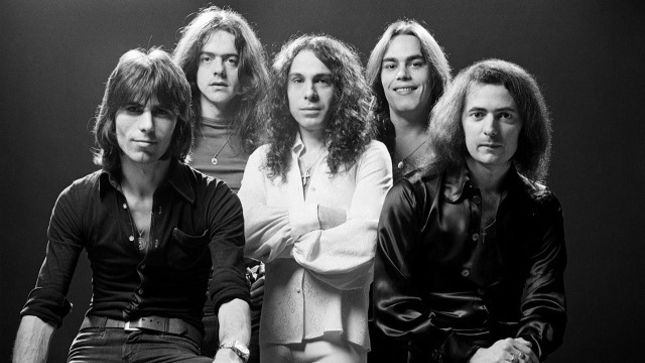 Brave History May 17th, 2017 - RAINBOW, IRON MAIDEN, KING CRIMSON, GREAT WHITE, NINE INCH NAILS, STEEL PANTHER, QUEENS OF THE STONE AGE, AC/DC, JUDAS PRIEST, VINNIE VINCENT INVASION, THE RED CHORD, CYNIC, And More!
