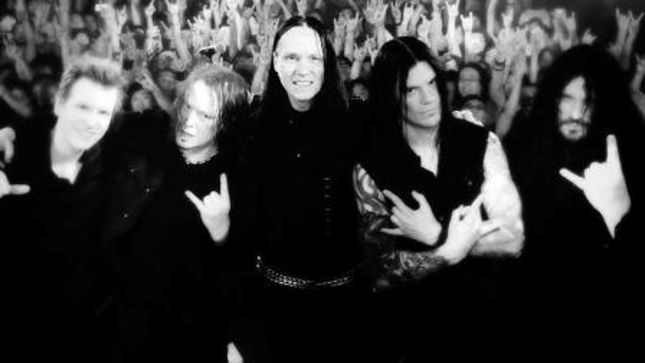 Classic ARCH ENEMY Line-Up Plays First Show As BLACK EARTH; Fan-Filmed Video Posted -